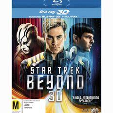 Star Trek Beyond 3D Blu-ray 2Disc