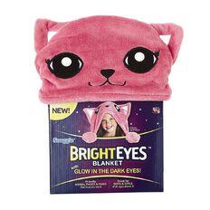 As Seen On TV Bright Eyes Blanket Kitty