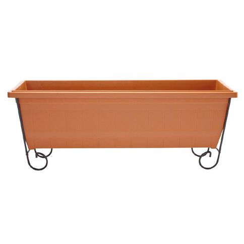 Baba Planter 518 Trough with Stand 67cm x 23cm