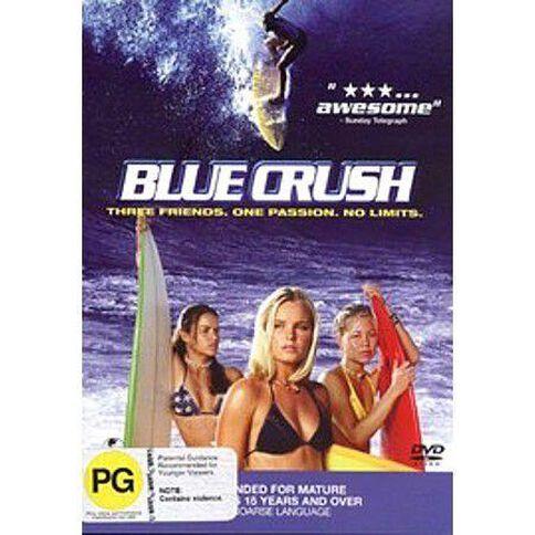 Blue Crush DVD 1Disc