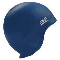 Zoggs Silicone Ultra Fit Swimming Cap Assorted