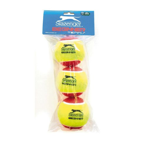 Slazenger Tennis Balls Mini Orange