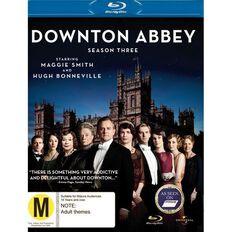 Downton Abbey S3 Blu-ray 5Disc