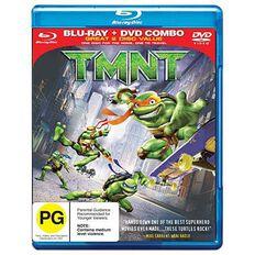 Teenage Mutant Ninga Turtles Blu-ray 2Disc