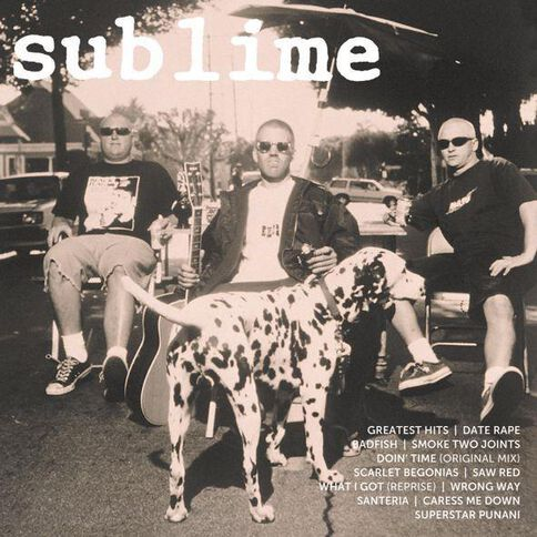 Icon CD by Sublime 1Disc