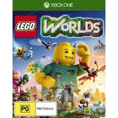 XboxOne LEGO Worlds