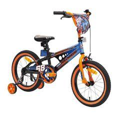 Hot Wheels 16 inch Bike