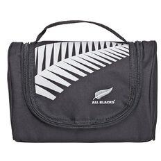 All Blacks Toiletry Bag Hanging Big Silver Fern