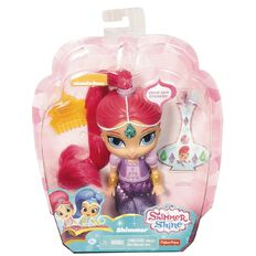 Fisher-Price Shimmer & Shine Basic Doll Assorted