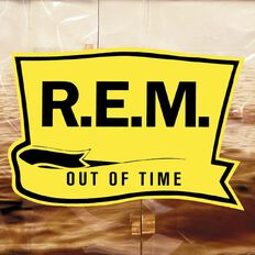 Out of Time Vinyl by REM 1Record