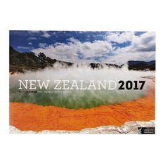 Calendar 2017 NZ Wall 297mm x 210mm