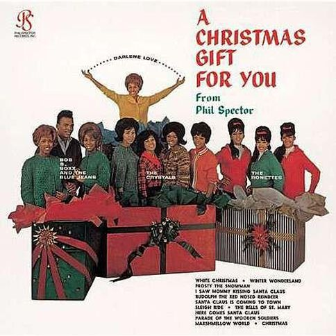 A Christmas Gift For You from Phil Spector by Various CD