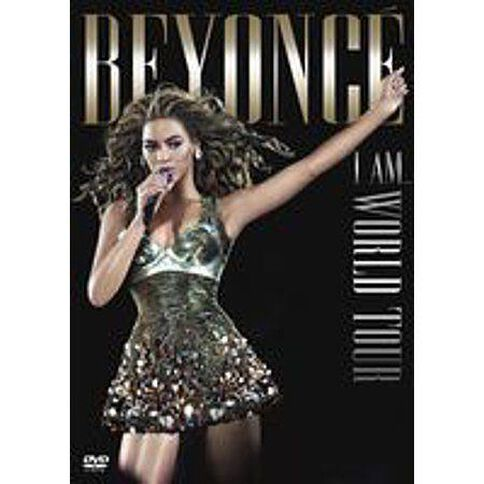 Beyonce I Am World Tour DVD 1Disc