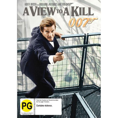 View To A Kill A 2012 Version DVD 1Disc