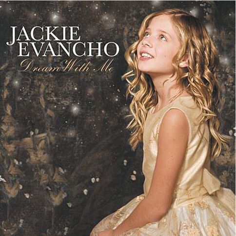 Dream With Me by Jackie Evancho CD