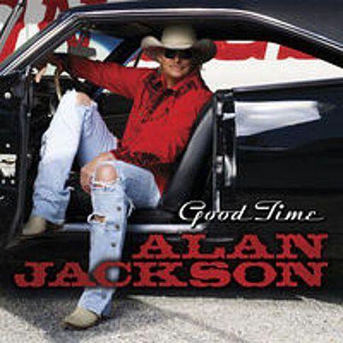 Good Time CD by Alan Jackson 1Disc