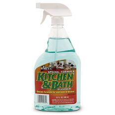 First Force Kitchen & Bathroom Cleaner  946ml