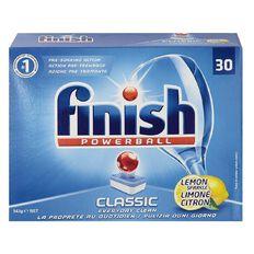 Finish Classic Lemon Tablets 30 Pack