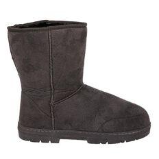 Basics Brand Kids' Cozy Slipper Boots