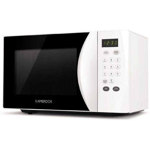 Kambrook Microwave White 20L 800W
