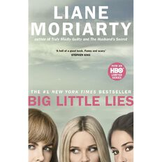 Big Little Lies TV Tie In by Liane Moriarty