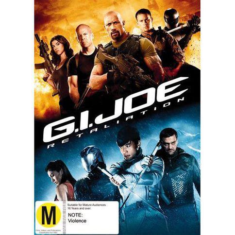 GI Joe Retaliation DVD 1Disc