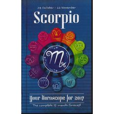 Horoscopes 2017: Scorpio