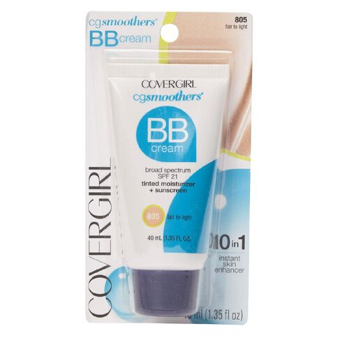 Covergirl Smoothers BB Cream 805 Fair to Light