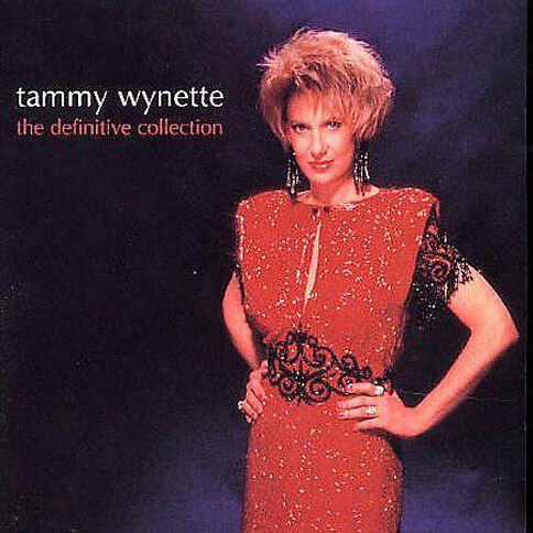 The Definitive Collection CD by Tammy Wynette 1Disc