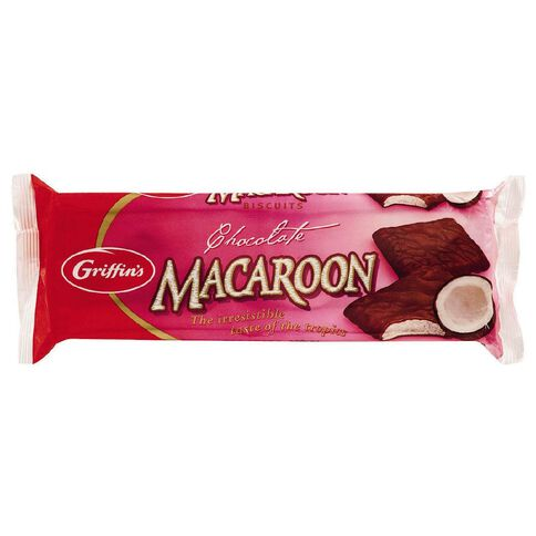 Griffin's Chocolate Macaroon Biscuits 200g