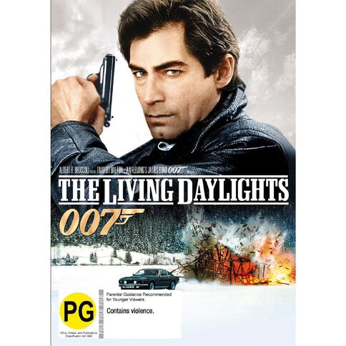 Living Daylights The 2012 Version DVD 1Disc