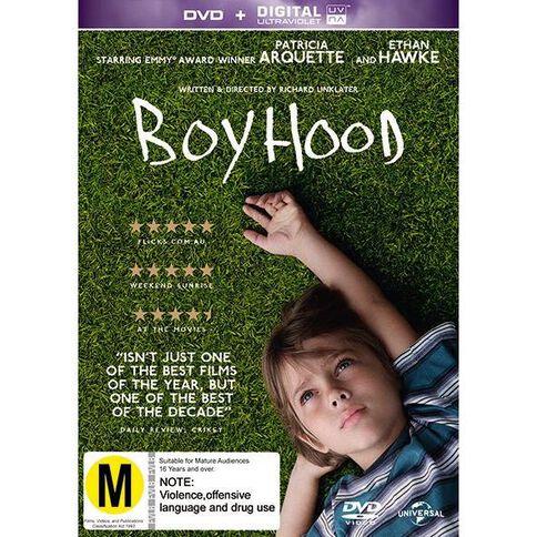 Boyhood DVD 1Disc