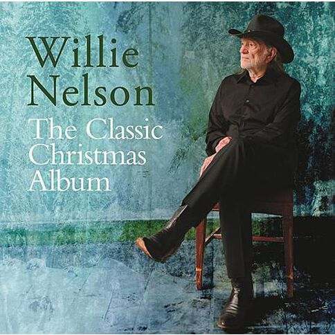 The Classic Christmas Album CD by Willie Nelson 1Disc