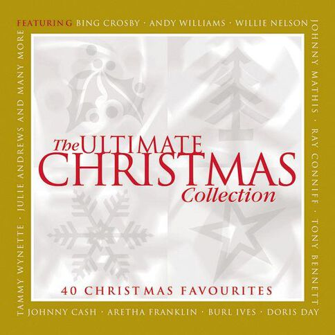 The Ultimate Christmas Collection CD by Various Artists 2Disc
