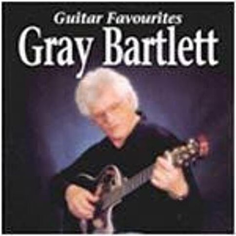 CD Bartlett Gray Guitar Favourites