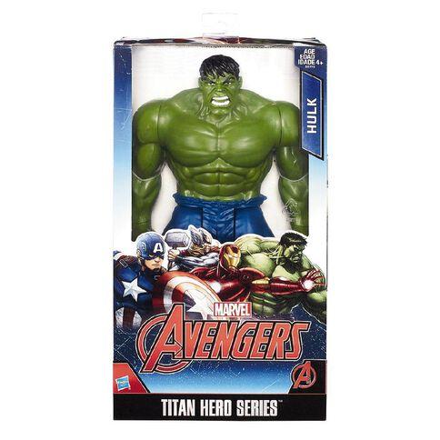 Avengers Marvel Titan Hero Hulk