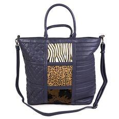 Amber Hill Cowsina Tote Handbag Limited Edition