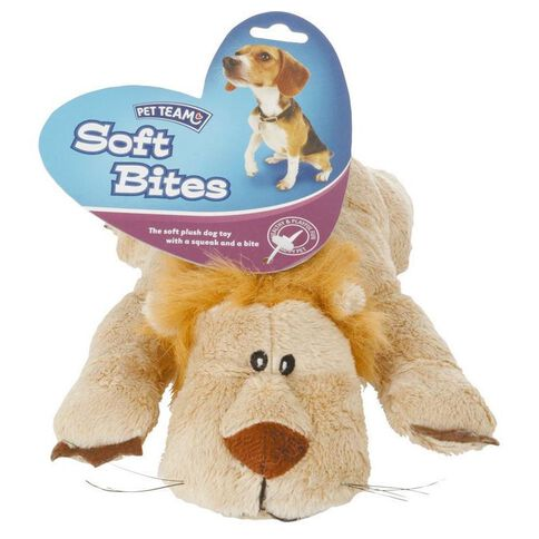 Pet Team Soft Bites Toy