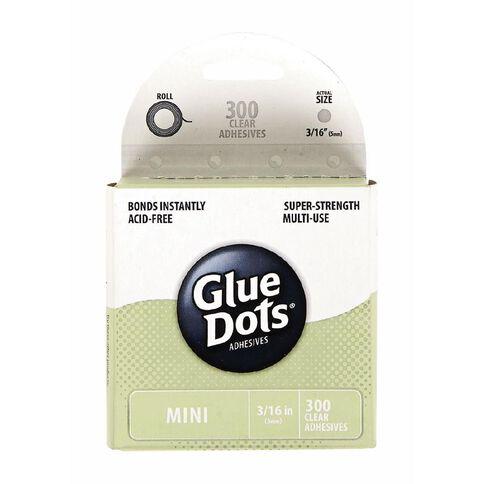 Glue Dots Mini 300 x 0.5cm Dots