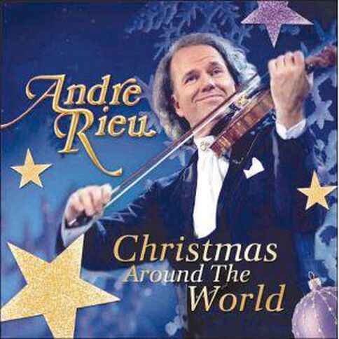 Christmas Around The World CD by Andre Rieu 1Disc