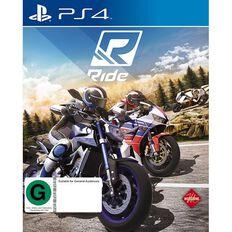 PS4 Ride