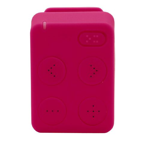 4GB MP3 Player Pink