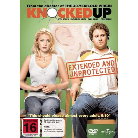 Knocked Up DVD 1Disc