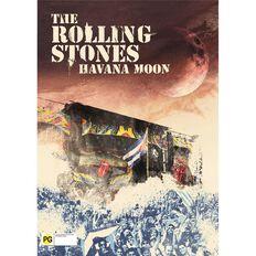 Havana Moon CD/DVD by The Rolling Stones 3Disc
