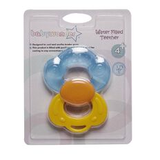 Baby Wonder Hard and Soft Teether Assorted