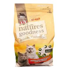 VIP Natures Goodness Cat Chicken & Turkey with Cranberry 1.36kg