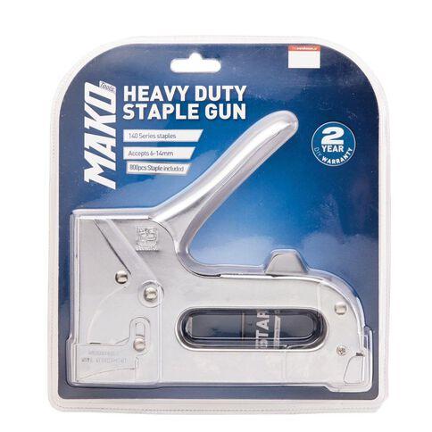 Mako Heavy Duty Staple Gun