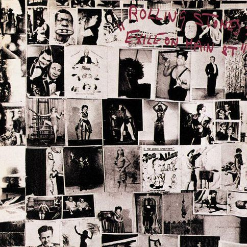 Exile On Main Street CD by The Rolling Stones 1Disc