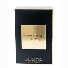 Cristiano Ronaldo Legacy Men EDT 50ml