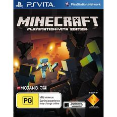 PS Vita Minecraft